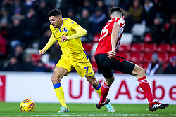 Liam Sercombe of Bristol Rovers takes on Jack Baldwin of Sunderland - Mandatory by-line: Robbie Stephenson/JMP - 15/12/2018 - FOOTBALL - Stadium of Light - Sunderland, England - Sunderland v Bristol Rovers - Sky Bet League One