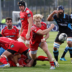Glasgow Warriors v Scarlets | Guinness Pro12 | 5 September 2015