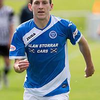 St Johnstone FC Season 2016-17<br />Blair Alston<br />Picture by Graeme Hart.<br />Copyright Perthshire Picture Agency<br />Tel: 01738 623350  Mobile: 07990 594431