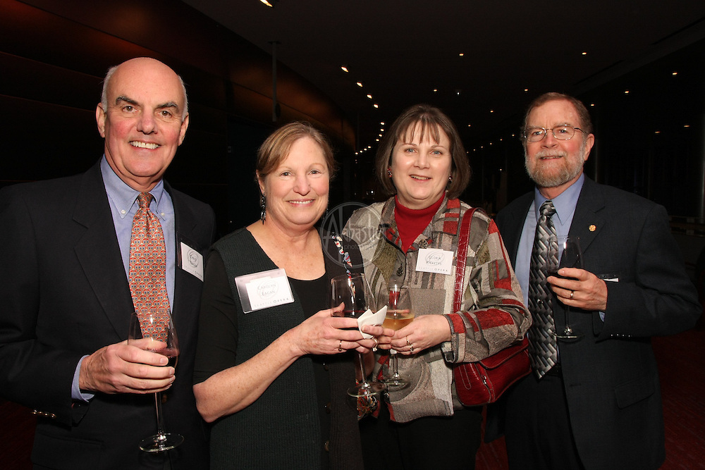 """Seattle Opera Crown Donor Dinner during the production of """"Barber of Seville"""""""