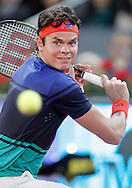 Milos Raonic during the Madrid Open at Manzanares Park Tennis Centre, Madrid<br /> Picture by EXPA Pictures/Focus Images Ltd 07814482222<br /> 07/05/2016<br /> ***UK &amp; IRELAND ONLY***<br /> EXPA-ESP-160507-0007.jpg
