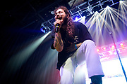 October 24, 2017: Post Malone performs in Dallas, TX for his sold-out Stoney Tour at The Bomb Factory