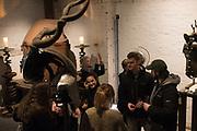 JOE RUSH AND ALABAMA 3, Stories from the Wasteland, an exhibition of new work by Joe Rush. Vinegar Yard, Bermondsey. London. 21 March 2019
