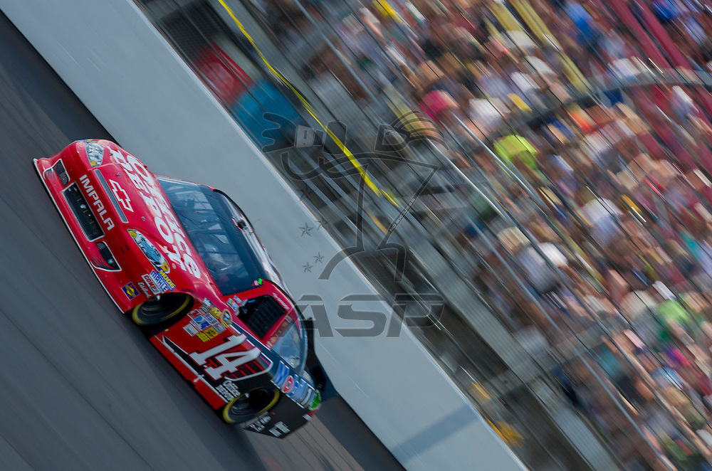 Brooklyn, MI - JUN 17, 2012:   during the Sprint Cup Quicken Loans 400 race at the Michigan International Speedway in Brooklyn, MI.