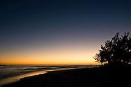Sunset on Floirda's Gulf Coast
