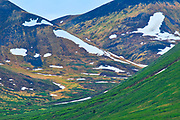 Landscape along the Dempster Highway, Dempster HIghway, Yukon, Canada