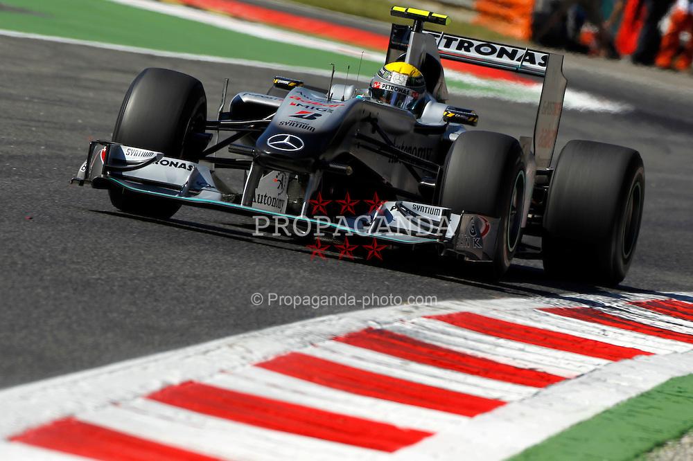 Motorsports / Formula 1: World Championship 2010, GP of Italy, 04 Nico Rosberg (GER, Mercedes GP Petronas),