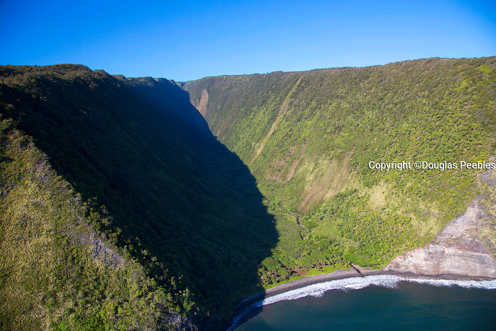 Honopue Valley, , North Kohala Coast, Big Island of Hawaii