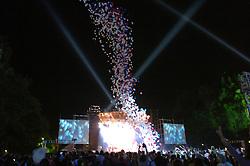 Baile da Cidade, é uma festa que faz parte da programação que celebra o aniversário de Porto Alegre. Acontece todo ano no Parque Farroupilha e reúne centenas de artistas. FOTO: Marcos Nagelstein/Preview.com