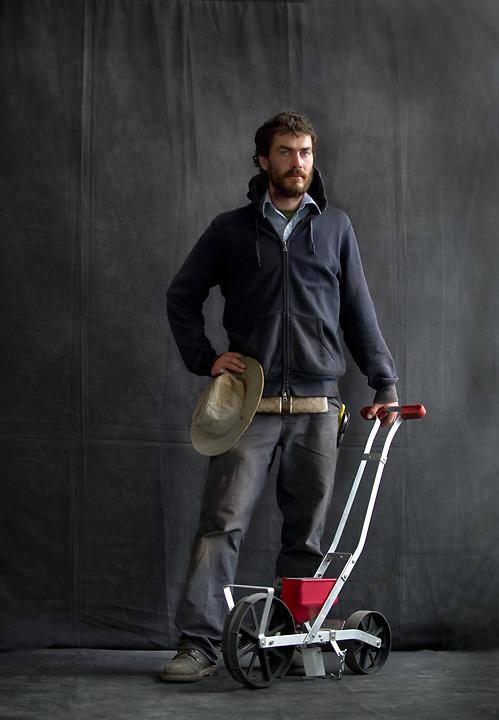 Ben Flanner, Head Farmer<br /> Brooklyn Grange