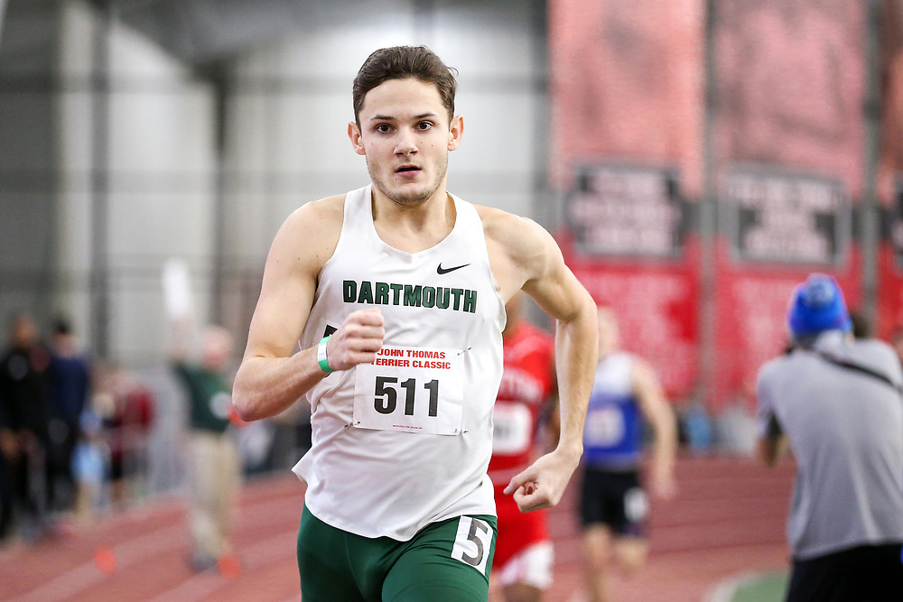 500, Dartmouth<br /> BU John Terrier Classic <br /> Indoor Track & Field Meet <br /> day 2