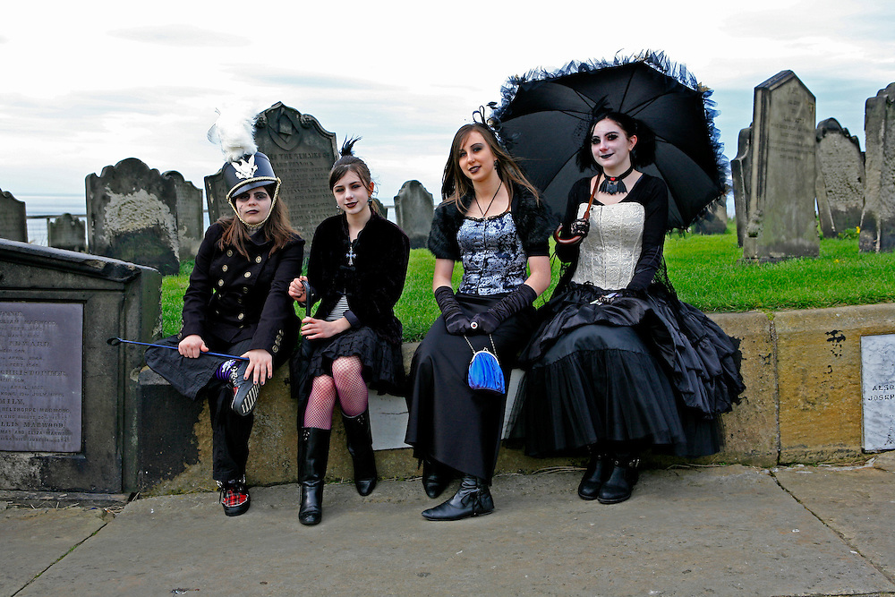 Britain's biggest gothic festival