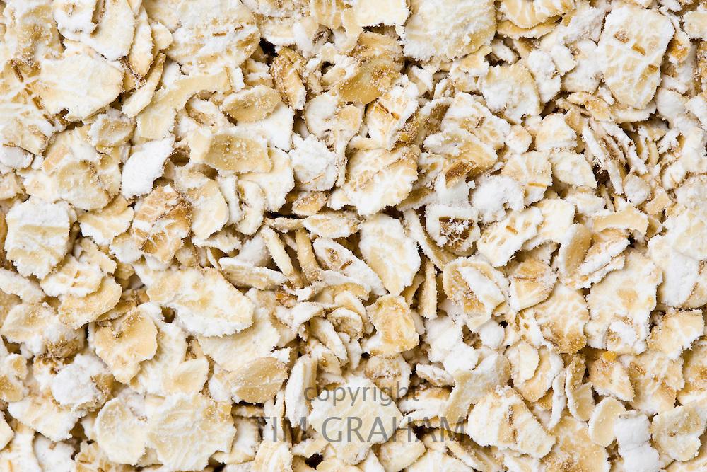 Porridge rolled oats, London, England, United Kingdom