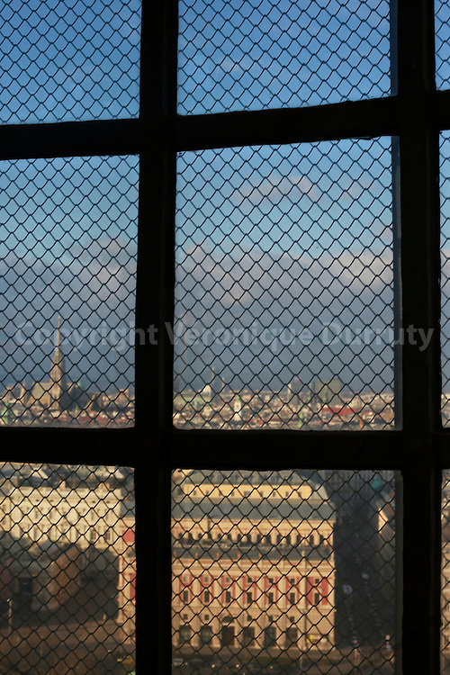 View on Vienna since Karlskirche, Vienna, Austria // Vue de vienne depuis la Karlskirche ( eglise st Charles ), Vienne, Autriche