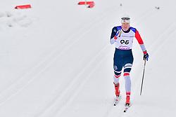 OLSRUD Hakon, NOR, LW8 at the 2018 ParaNordic World Cup Vuokatti in Finland