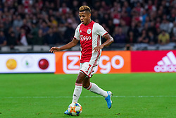 13-08-2019 NED: UEFA Champions League AFC Ajax - Paok Saloniki, Amsterdam<br />  Ajax won 3-2 and they will meet APOEL in the battle for a group stage spot / David Neres #7 of Ajax