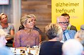 Koningin Maxima bij 35-jarig bestaan Alzheimer Nederland