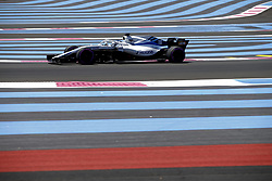 June 22, 2018 - Le Castellet, France - Motorsports: FIA Formula One World Championship 2018, Grand Prix of France, ..#18 Lance Stroll (CAN, Williams Martini Racing) (Credit Image: © Hoch Zwei via ZUMA Wire)