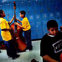 KIPP School Bronx by Chris Maluszynski