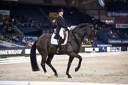 Vilhelmson Silfven Tinne, SWE, Don Auriello<br /> Stuttgart - German Masters 2018<br /> © Hippo Foto - Stefan Lafrentz