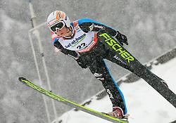 Bigna Windmueller of Switzerland at Ski Jumping ladies Normal Hill Individual of FIS Nordic World Ski Championships Liberec 2008, on February 20, 2009, in Jested, Liberec, Czech Republic. (Photo by Vid Ponikvar / Sportida)