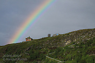 04: HAMMERFEST RAINBOW, LODGE, GALLERY