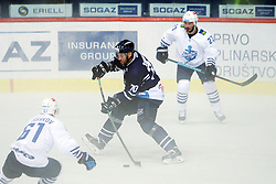 28.08.2015, Dom Sportova, Zagreb, CRO, KHL League, KHL Medvescak vs Admiral Vladivostok, 2. Runde, im Bild Radek Smolenak. // during the Kontinental Hockey League, 2nd round match between KHL Medvescak and Admiral Vladivostok at the Dom Sportova in Zagreb, Croatia on 2015/08/28. EXPA Pictures © 2015, PhotoCredit: EXPA/ Pixsell/ Goran Jakus<br /> <br /> *****ATTENTION - for AUT, SLO, SUI, SWE, ITA, FRA only*****