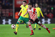 Southampton v Norwich City 180117