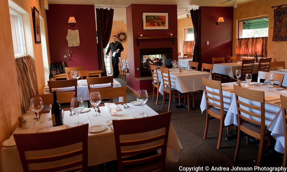 Tina's restaurant in the heart of Oregon's, Dundee, Willamette Valley, Oregon