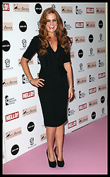 Patsy Palmer  arriving at the Amy Winehouse Foundation Ball in London, Tuesday, 20th November 2012.  Photo by: Stephen Lock / i-Images