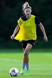 Yana Daniels of Bristol City Women during training at Failand - Mandatory by-line: Robbie Stephenson/JMP - 26/09/2019 - FOOTBALL - Failand Training Ground - Bristol, England - Bristol City Women Training