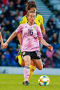 Scotland's Christie MURRAY (Liverpool FCW (ENG)) during the International Friendly match between Scotland Women and Jamaica Women at Hampden Park, Glasgow, United Kingdom on 28 May 2019.