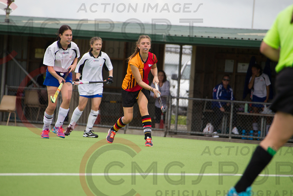 TAURANGA V WAIKATO<br /> HARBOUR REP HOCKEY<br /> NORTH HARBOUR STADIUM<br /> Kevin Clarke CMGSPORT<br /> &copy;cmgsport2017
