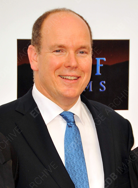 10.JUNE.2012. MONACO<br /> <br /> PRINCE ALBERT OF MONACO ATTEND THE OPENING CEREMONY OF THE 52ND MONTE CARLO TELEVISION FESTIVAL HELD AT THE GRAMALDI FORUM.  <br /> <br /> BYLINE: EDBIMAGEARCHIVE.CO.UK<br /> <br /> *THIS IMAGE IS STRICTLY FOR UK NEWSPAPERS AND MAGAZINES ONLY*<br /> *FOR WORLD WIDE SALES AND WEB USE PLEASE CONTACT EDBIMAGEARCHIVE - 0208 954 5968*