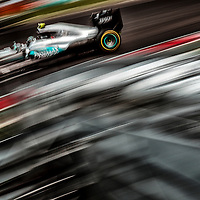 German Formula One driver Nico Rosberg of Mercedes AMG GP in action during the 2016 Formula One Grand Prix of Malaysia in Sepang, Malaysia, 01 October 2016.