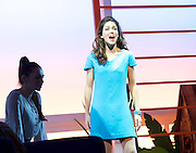 Pedro Almodovar's<br /> Women on the Verge of a nervous breakdown The Musical <br /> at the Playhouse Theatre, London, Great Britain <br /> press photocall<br /> 23rd December 2014 <br /> <br /> <br /> Anna Skellern <br /> <br /> <br /> <br /> <br /> Photograph by Elliott Franks <br /> Image licensed to Elliott Franks Photography Services