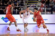 DESCRIZIONE : Roma Campionato Lega A 2013-14 Acea Virtus Roma EA7 Emporio Armani Milano <br /> GIOCATORE : Alessandro Gentile Gani Lawal<br /> CATEGORIA : Palleggio Blocco Controcampo <br /> SQUADRA : EA7 Emporio Armani Milano<br /> EVENTO : Campionato Lega A 2013-2014<br /> GARA : Acea Virtus Roma EA7 Emporio Armani Milano <br /> DATA : 02/12/2013<br /> SPORT : Pallacanestro<br /> AUTORE : Agenzia Ciamillo-Castoria/GiulioCiamillo<br /> Galleria : Lega Basket A 2013-2014<br /> Fotonotizia : Roma Campionato Lega A 2013-14 Acea Virtus Roma EA7 Emporio Armani Milano <br /> Predefinita :