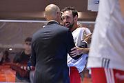 Vitucci Francesco, Poeta Giuseppe<br /> Happy Casa Brindisi - Grissin Bon Reggio Emilia<br /> Legabasket SerieA  2019-2020<br /> Brindisi 26/12/19<br /> Foto: Ciamillo-Castoria / Michele Longo
