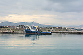 Images from Crossing the Corinth Canal, Peloponnese, Greece