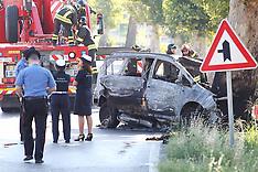 20130731 INCIDENTE MORTALE VIGARANO MAINARDA
