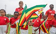 Harare- Zimbabwe Vs Sri Lanka - 14 Nov 2016