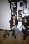 GILES DEACON,  London College of Fashion catwalk show. Royal Academy of Arts, 6 Burlington Gardens. London. 31 May 2007. -DO NOT ARCHIVE-© Copyright Photograph by Dafydd Jones. 248 Clapham Rd. London SW9 0PZ. Tel 0207 820 0771. www.dafjones.com.