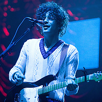 The 1975 in concert at Clyde 1 Live, The SSE Hydro, Glasgow Scotland, Great Britain 18th December 2016