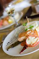 From the fishrestaurant og Pomories Sunset Resort...Fra fiskerestauranten på hotellet Sunset Resort i Pomorie.