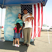 &copy;  2004 Christopher J. Morris  All Rights Reserved<br />                                www.christophermorris.com Immigration along the USA-Mexico border.
