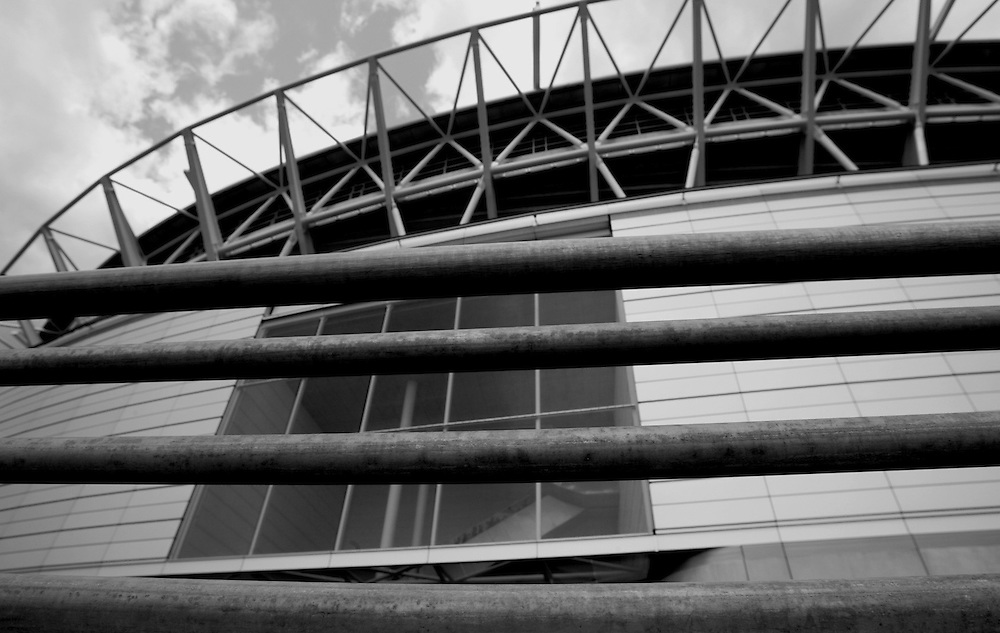A general view of Wembley Stadium. FA Cup Final, Wembley Stadium, 20th May 2007.