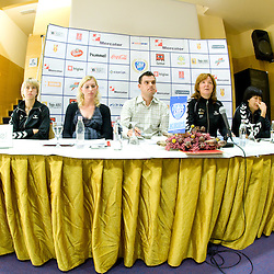 20091020: Handball - Press conference of RK Krim Mercator