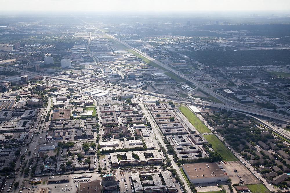 Overview of Houston area development
