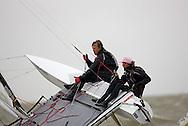 08_004217 © Sander van der Borch. Medemblik - The Netherlands,  May 25th 2008 . Final day of the Delta Lloyd Regatta 2008.