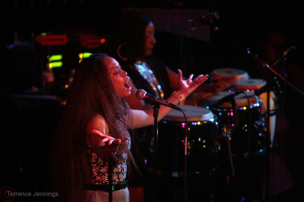 24 June-New York, NY- Erykah Badu performs at the 1st Annual Black Girl Rock! & Soul Tour Celebrating Dynamic Woman in Music - LA Jam Session Presented by GM and held at the Roxy on June 24, 2011 in Los Angeles, California. Photo Credit: Terrence Jennings